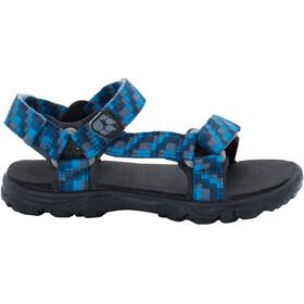 Jack Wolfskin Seven Seas 2 Sandals Boys glacier blue